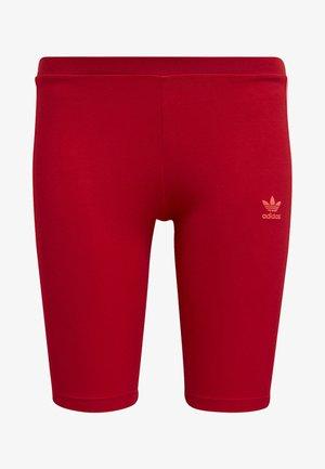 CYCLING SHORTS - Short - red