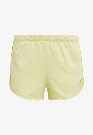 3-STRIPES SHORTS - Shorts - yellow