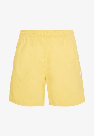 2020-03-25 SHORTS - Kraťasy - yellow