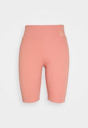 Kraťasy - ash pink