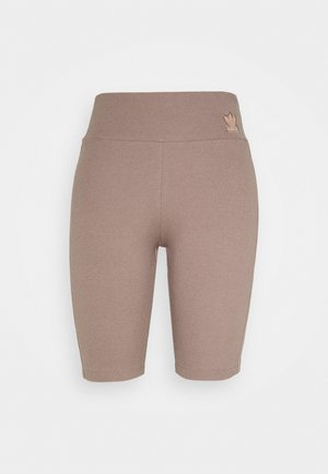Shorts - trace brown