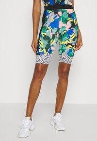 adidas Originals - CYCLING TIGHTS - Shorts - multi coloured - 0