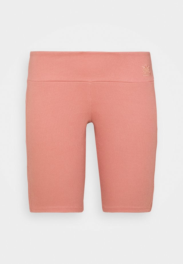 TIGHT SPORTS INSPIRED HIGH RISE - Shorts - light pink