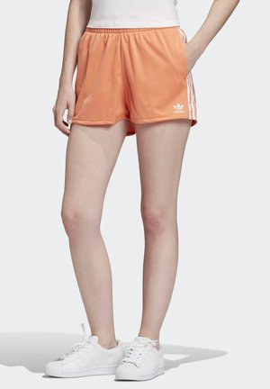 3-STRIPES SHORTS - Shorts - orange