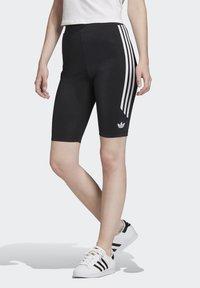 adidas Originals - CYCLING TIGHTS - Shorts - black - 0