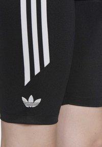 adidas Originals - CYCLING TIGHTS - Shorts - black - 5