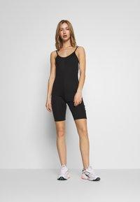 adidas Originals - CYCLING - Jumpsuit - black - 0