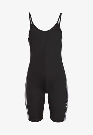 CYCLING - Tuta jumpsuit - black