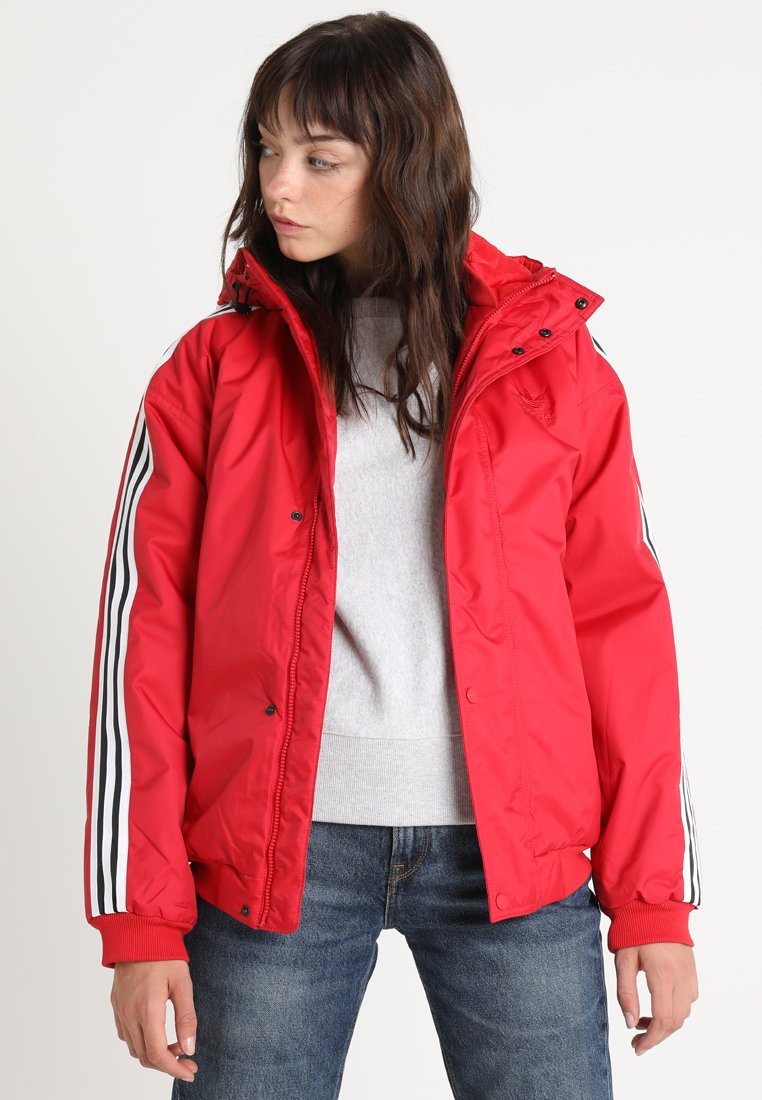 adidas Originals - STADION - Vinterjakker - real red