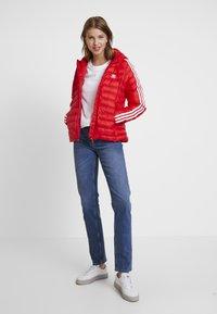 adidas Originals - SLIM JACKET - Light jacket - scarlet - 1