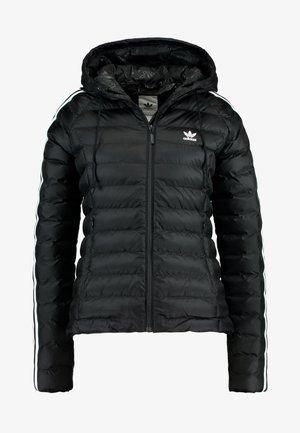 SLIM JACKET - Light jacket - black