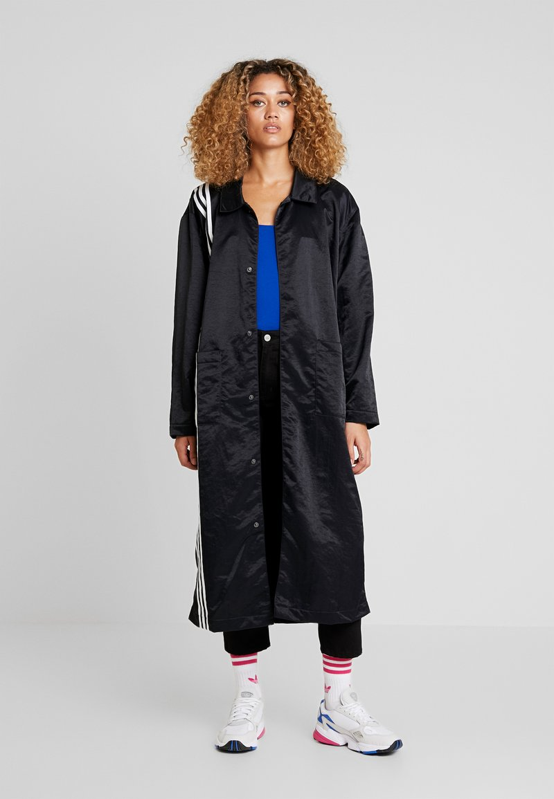 adidas Originals - Veste coupe-vent - black