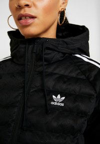adidas Originals - SLIM JACKET - Veste d'hiver - black - 4