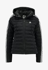 adidas Originals - SLIM JACKET - Veste d'hiver - black - 5