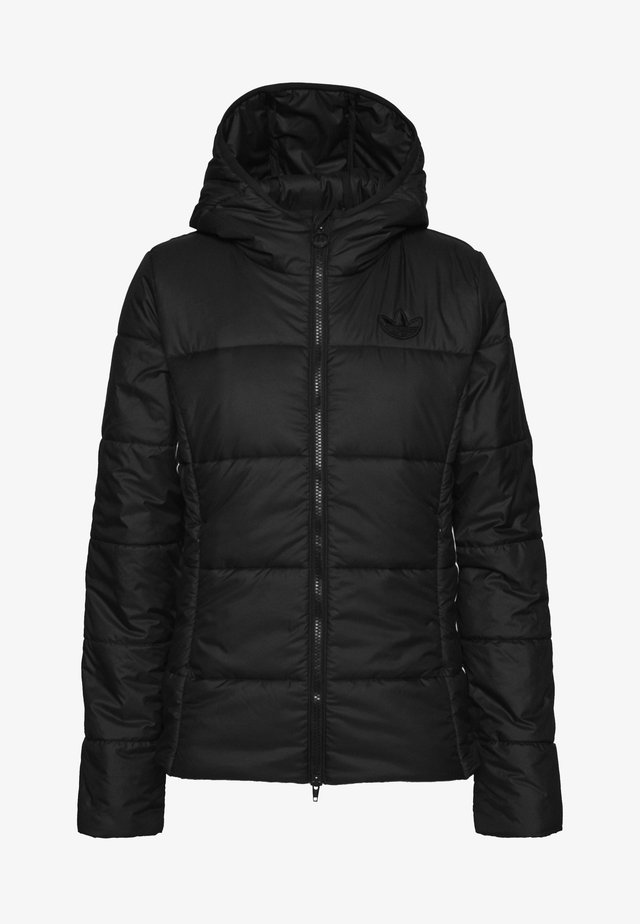 SLIM JACKET - Winterjacke - black