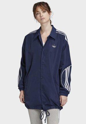 COACH JACKET - Halflange jas - blue