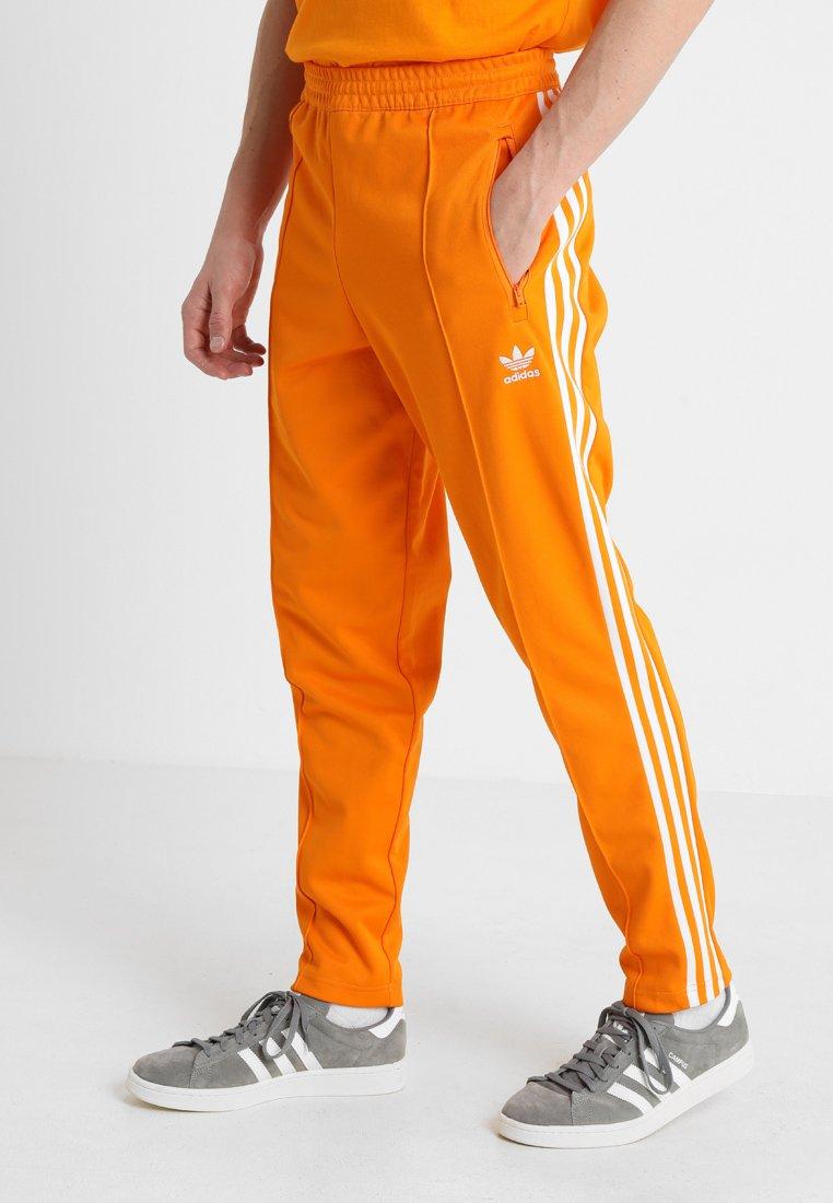 adidas Originals - BECKENBAUER - Træningsbukser - bright orange