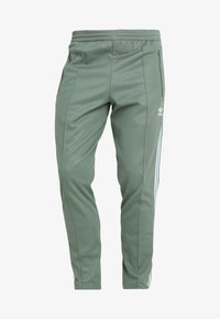 adidas Originals - BECKENBAUER - Tracksuit bottoms - trace green - 4