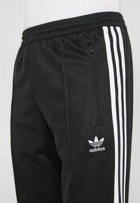 adidas Originals - BECKENBAUER - Tracksuit bottoms - black - 6