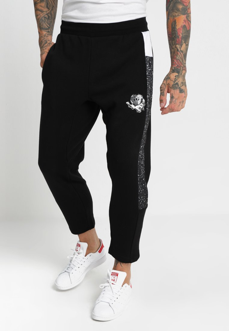 adidas Originals - PLANETOID - Trainingsbroek - black