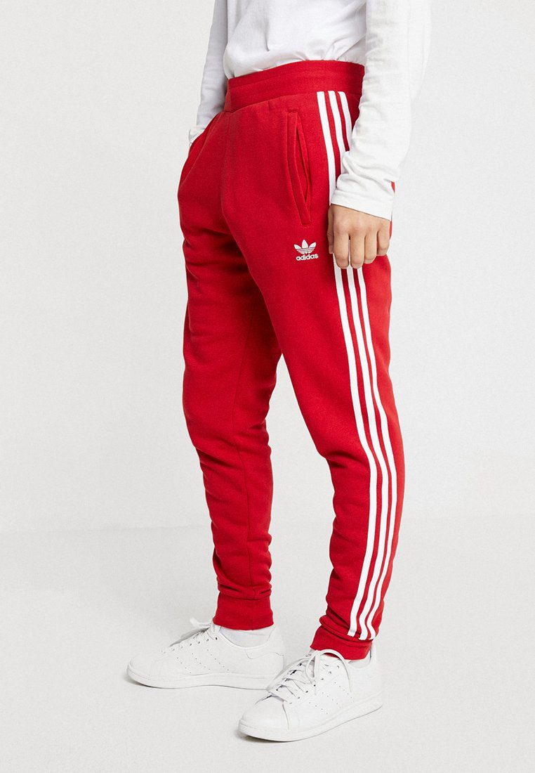 adidas Originals - STRIPES PANT - Tracksuit bottoms - powred