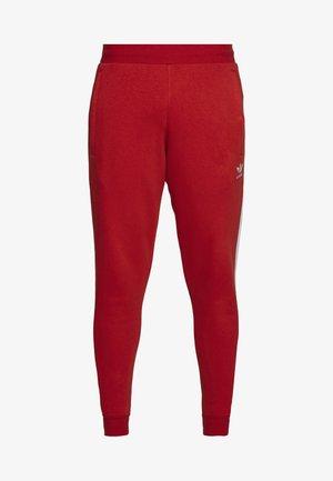 STRIPES PANT - Verryttelyhousut - lush red
