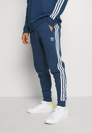STRIPES PANT - Tracksuit bottoms - nmarin