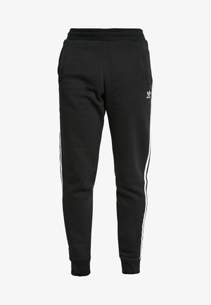 STRIPES PANT - Tracksuit bottoms - black