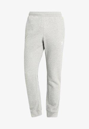 ADICOLOR REGULAR TRACK PANTS - Träningsbyxor - mottled grey