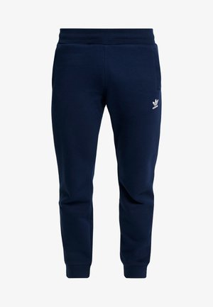 ADICOLOR REGULAR TRACK PANTS - Tracksuit bottoms - collegiate navy