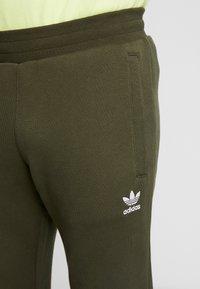 adidas Originals - ADICOLOR REGULAR TRACK PANTS - Pantalon de survêtement - night cargo - 5