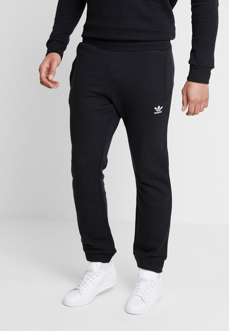 adidas Originals - ADICOLOR REGULAR TRACK PANTS - Pantaloni sportivi - black