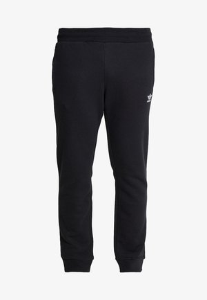 ADICOLOR REGULAR TRACK PANTS - Verryttelyhousut - black