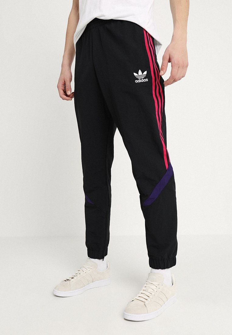 adidas Originals - SPORTIVE - Pantaloni sportivi - black
