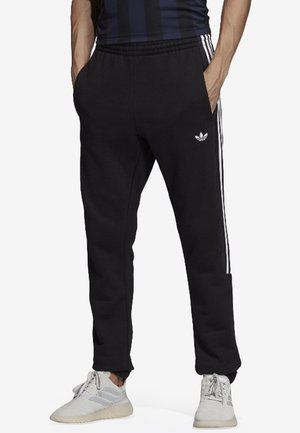 Radkin Sweat Pants - Verryttelyhousut - black