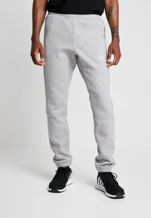 OUTLINE REGULAR TRACK PANTS - Tracksuit bottoms - medium grey heather