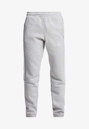 OUTLINE REGULAR TRACK PANTS - Teplákové kalhoty - medium grey heather