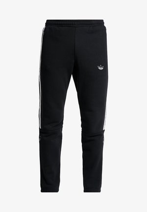 OUTLINE REGULAR TRACK PANTS - Pantalones deportivos - black