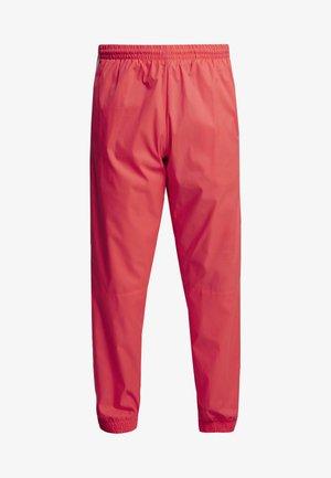 LOCK UP - Pantalones deportivos - flash red