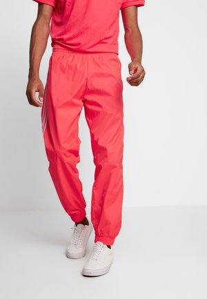 LOCK UP - Pantalones deportivos - flash red