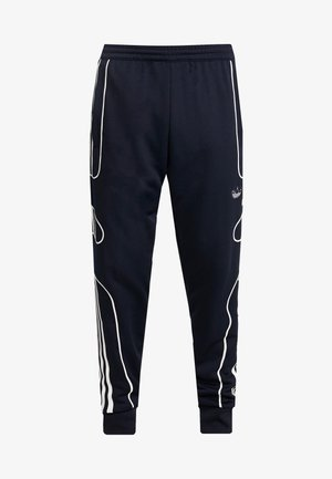 OUTLINE STRIKE REGULAR TRACK PANTS - Pantalones deportivos - legend ink