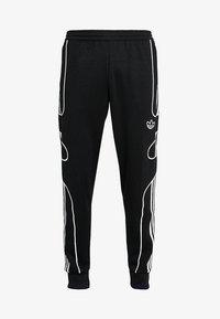 adidas Originals - OUTLINE STRIKE REGULAR TRACK PANTS - Spodnie treningowe - black - 3