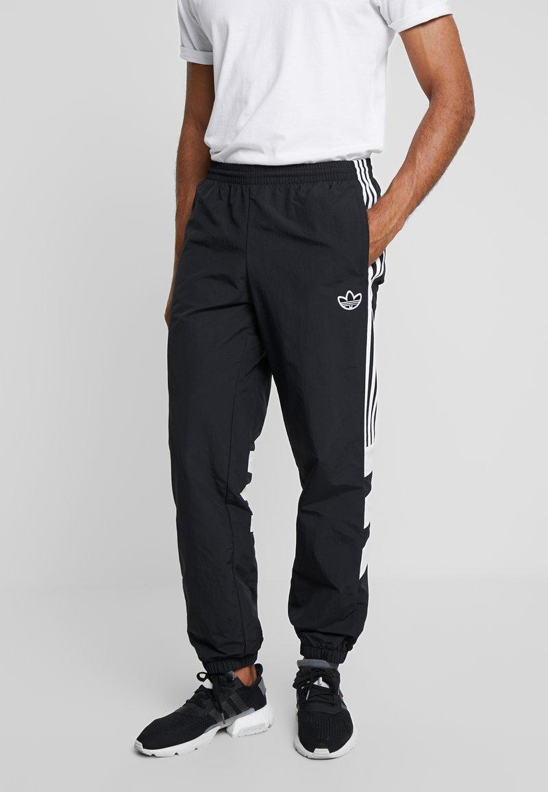 adidas Originals - BALANTA TP - Trousers - black
