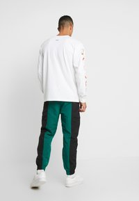 adidas Originals - REVEAL YOUR VOICE TRACKPANT - Verryttelyhousut - collegiate green - 2
