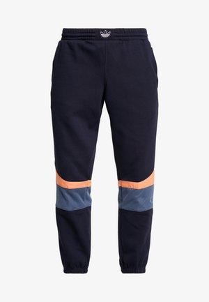 Tracksuit bottoms - legend ink/easy orange