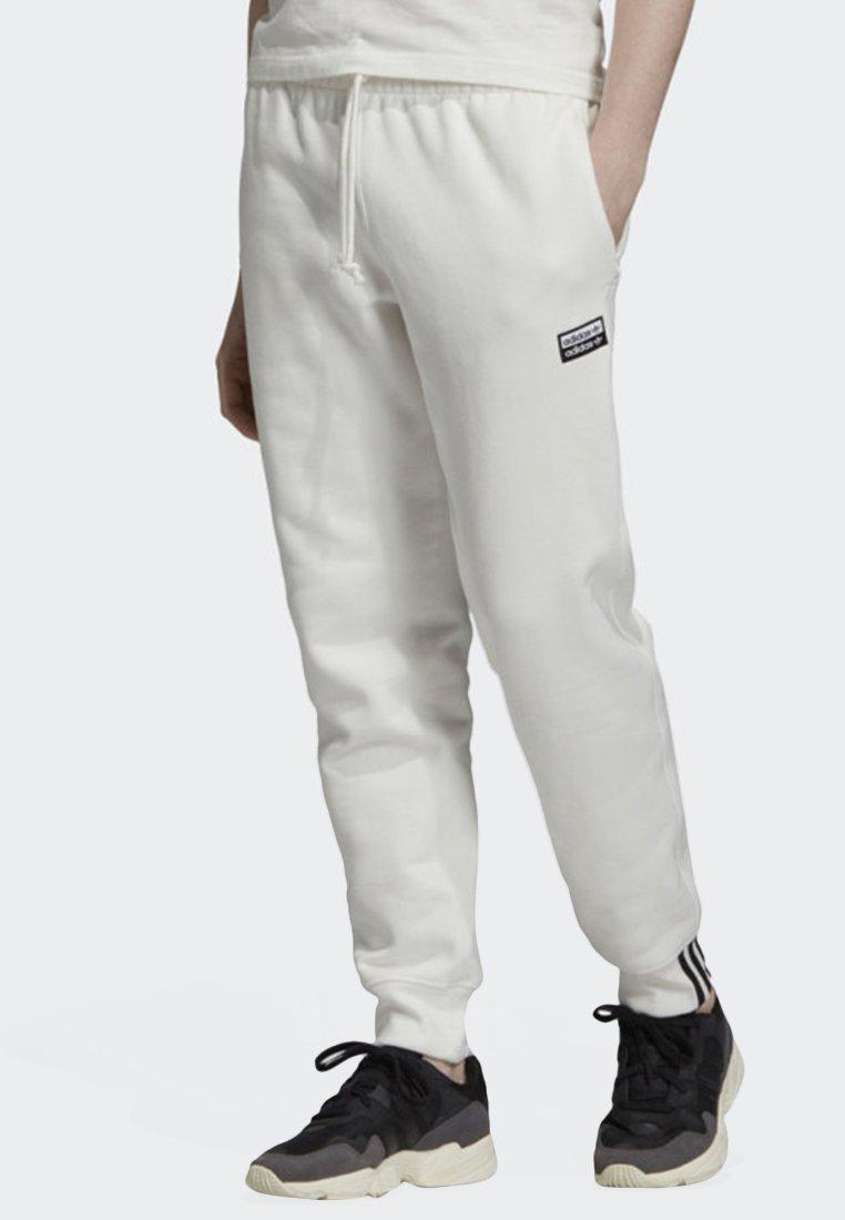 adidas Originals - JOGGERS - Tracksuit bottoms - white