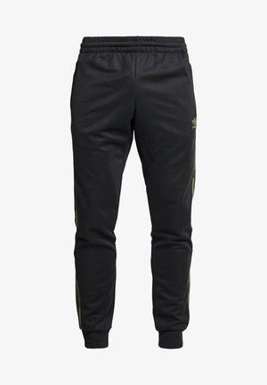 CAMO - Pantalon de survêtement - black/multicolor