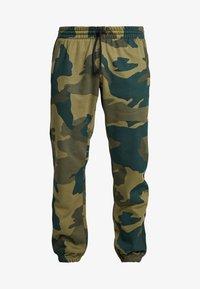 adidas Originals - CAMO TREFOIL GRAPHIC SPORT PANTS - Spodnie treningowe - multicolor - 3