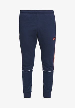 SPORT COLLECTION OUTLINE SPORT PANTS - Træningsbukser - night indigo