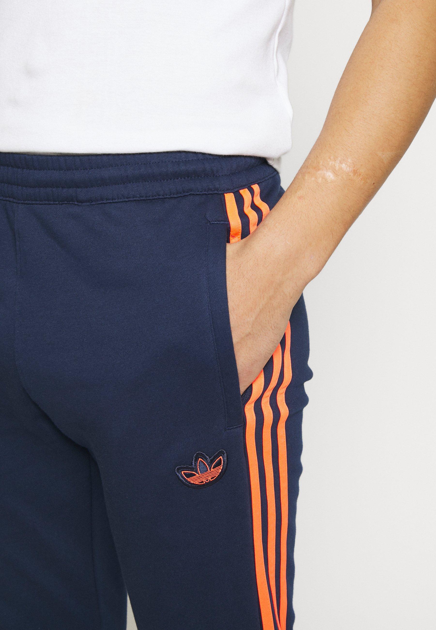 adidas Originals OUTLINE - Spodnie treningowe - night indigo